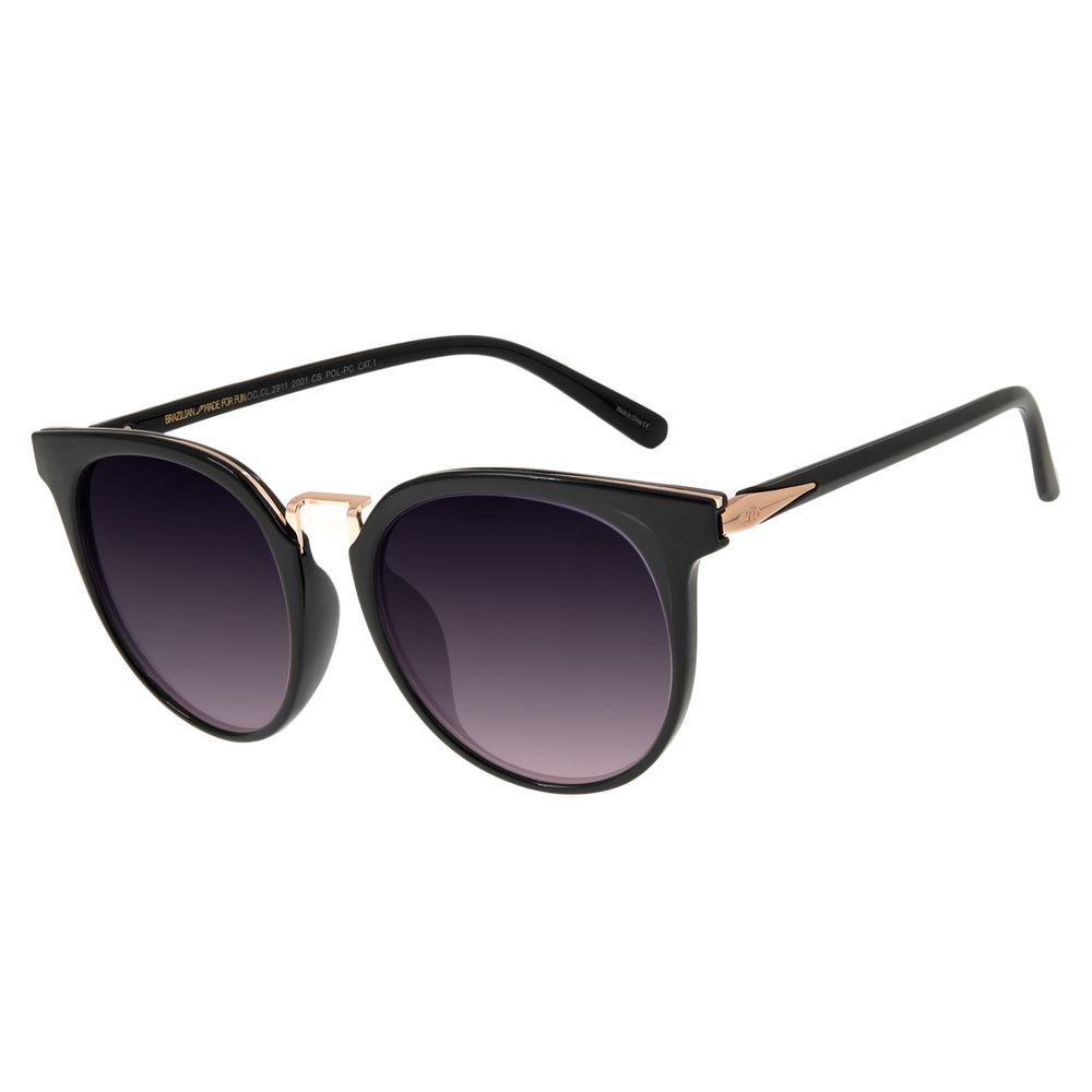 Óculos de Sol Feminino Chilli Beans Degradê Polarizado OC.CL.2911-2001