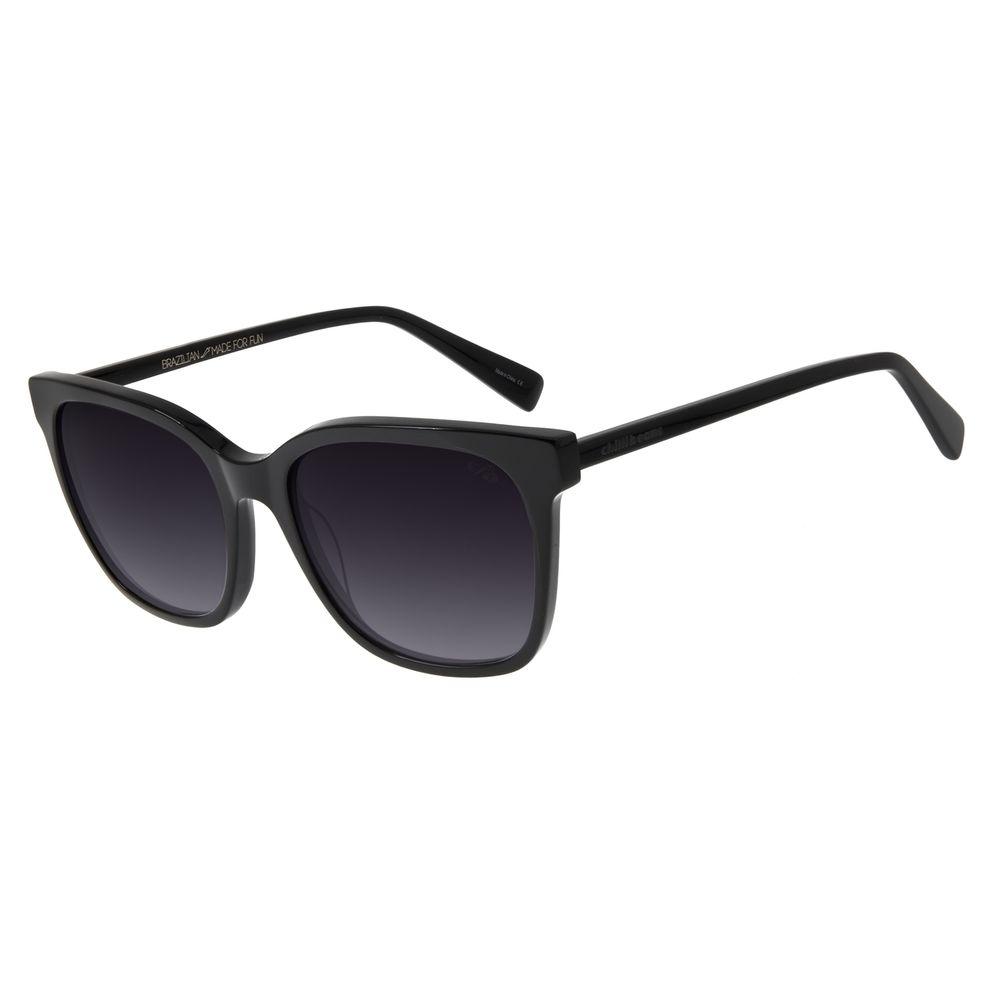 Óculos de Sol Feminino Chilli Beans Preto Classic OC.CL.2975-2001