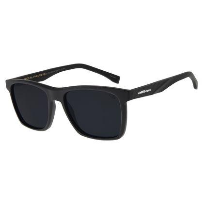 Óculos de Sol Masculino Chilli Beans New Sport Preto Polarizado OC.ES.1209-0101