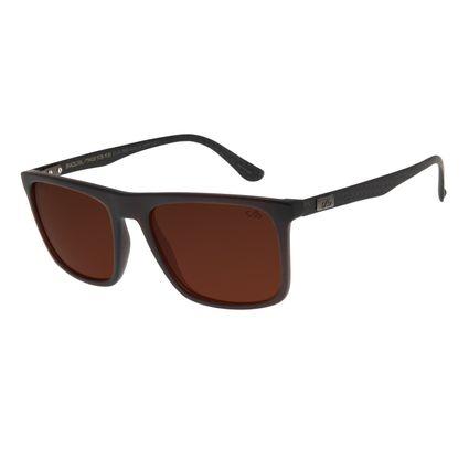 Óculos de Sol Masculino Chilli Beans Bossa Nova Marrom Polarizado OC.CL.2889-0202