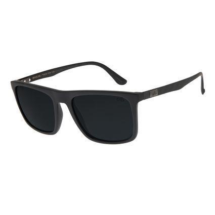 Óculos de Sol Masculino Chilli Beans Bossa Nova Fosco Pola doOC.CL.2889-0131