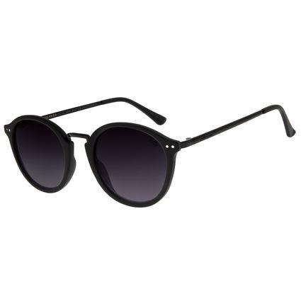 Óculos de Sol Unissex Chilli Beans Redondo Fosco OC.CL.3004-2031