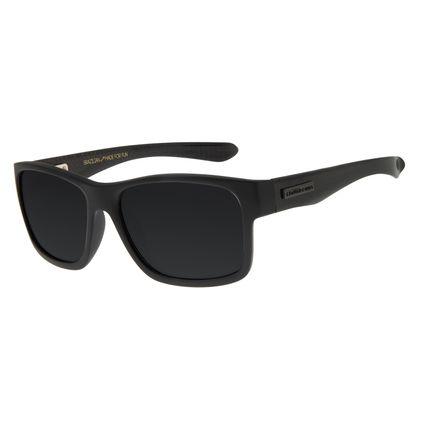 Óculos de Sol Masculino Chilli Beans New Sport Preto Polarizado OC.ES.1218-0101