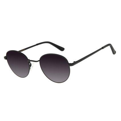 Óculos de Sol Unissex Chilli Beans Redondo Metal Fosco OC.MT.2517-2031