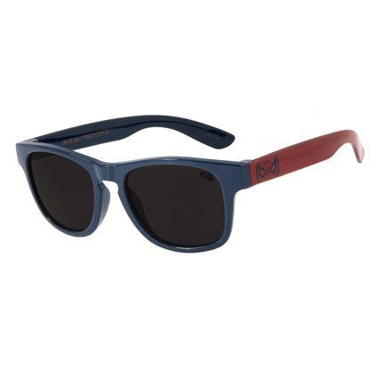 Óculos de Sol Infantil Spider-Man Chilli Beans Azul OC.KD.0634-0108