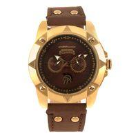 Relógio Analógico Masculino Chilli Beans Gladiador Marrom Escuro RE.CR.0408-0247
