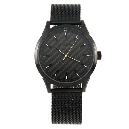 Relógio Analógico Masculino Chilli Beans Carbon Edition Preto RE.MT.0959-0101