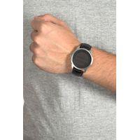 Relógio Digital Masculino Chilli Beans Wood Prata RE.CR.0382-0701.4