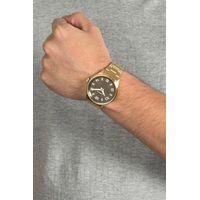 Relógio Analógico Masculino Chilli Beans Metal Dourado RE.MT.0817-0221.4