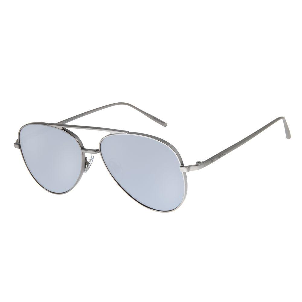 Óculos de Sol Unissex Chilli Beans Aviador Metal Flash OC.MT.2750-0022