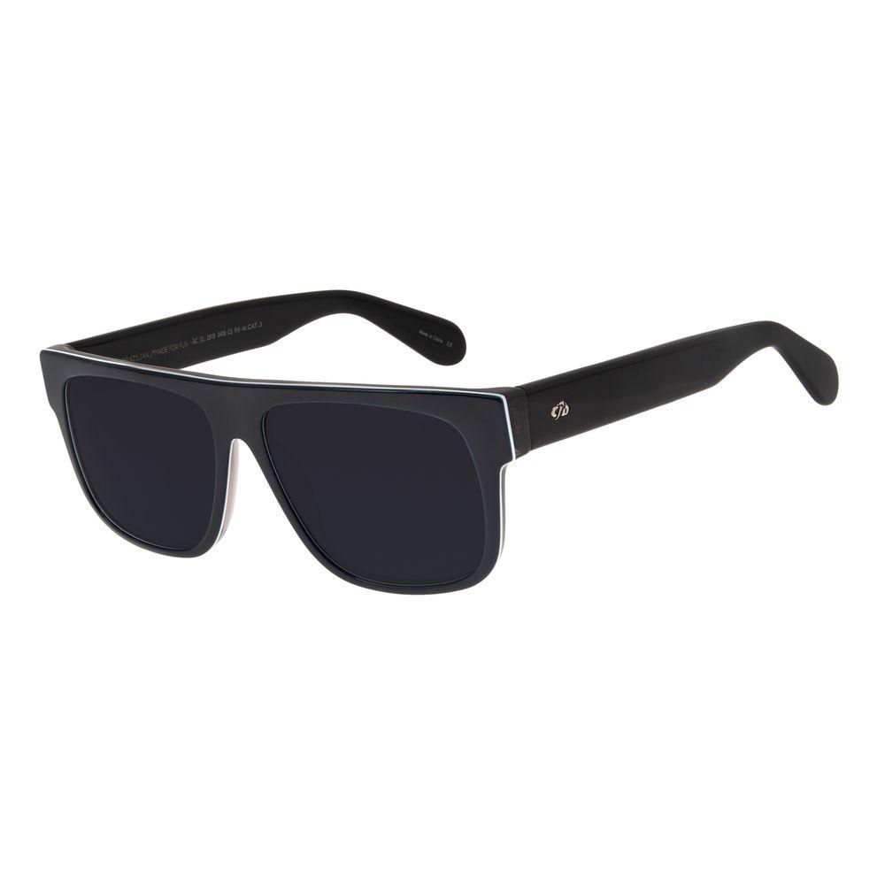 Óculos de Sol Masculino Chilli Beans Azul Polarizado OC.CL.2519-0408
