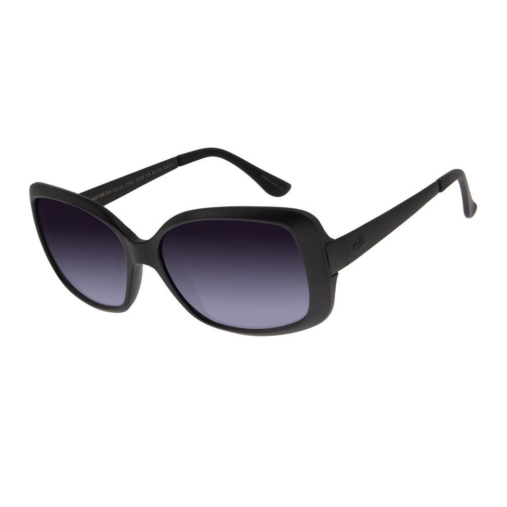 Óculos de Sol Feminino Chilli Beans Borboleta Marrom Escuro OC.CL.2760-2038