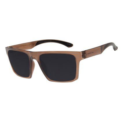 Óculos de Sol Masculino Chilli Beans Marrom Esportivo OC.ES.1211-0102