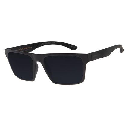 Óculos de Sol Masculino Chilli Beans Preto Esportivo OC.ES.1211-0101