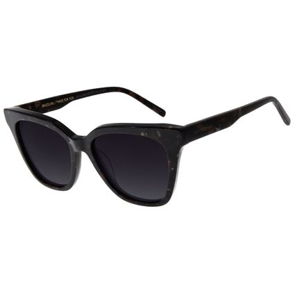 Óculos de Sol Feminino Chilli Beans Marrom OC.CL.2645-2002