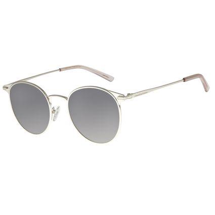 Óculos de Sol Feminino Chilli Beans Banhado A Ouro Espelhado OC.MT.2735-3207