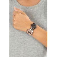 Relógio Double Dial Feminino Chilli Beans Traveler Prata RE.MT.0954-0107.4