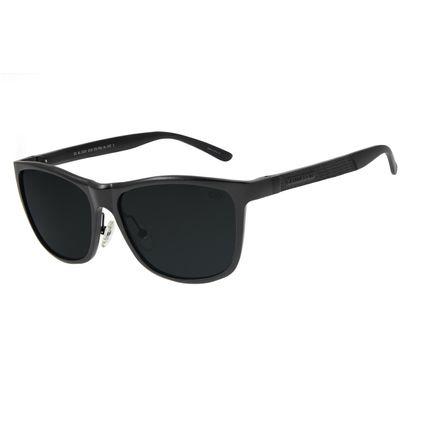 Óculos De Sol Masculino Chilli Beans Quadrado Fosco Polarizado OC.AL.0241-0131