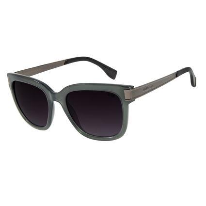 Óculos de Sol Feminino Chilli Beans Redondo Classic Preto OC.CL.2954-0101