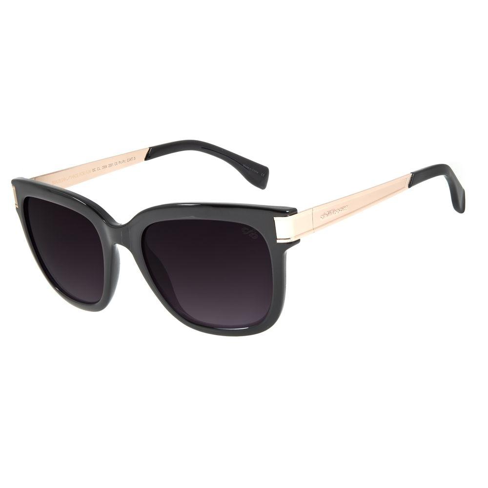 Óculos de Sol Feminino Chilli Beans Redondo Classic Degradê OC.CL.2954-2001