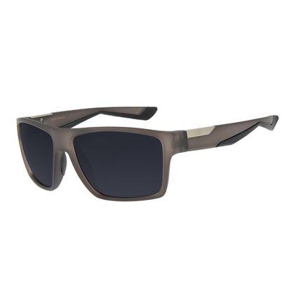 Óculos de Sol Masculino Chilli Beans Esportivo Fosco Dual Colors OC.ES.1217-0531