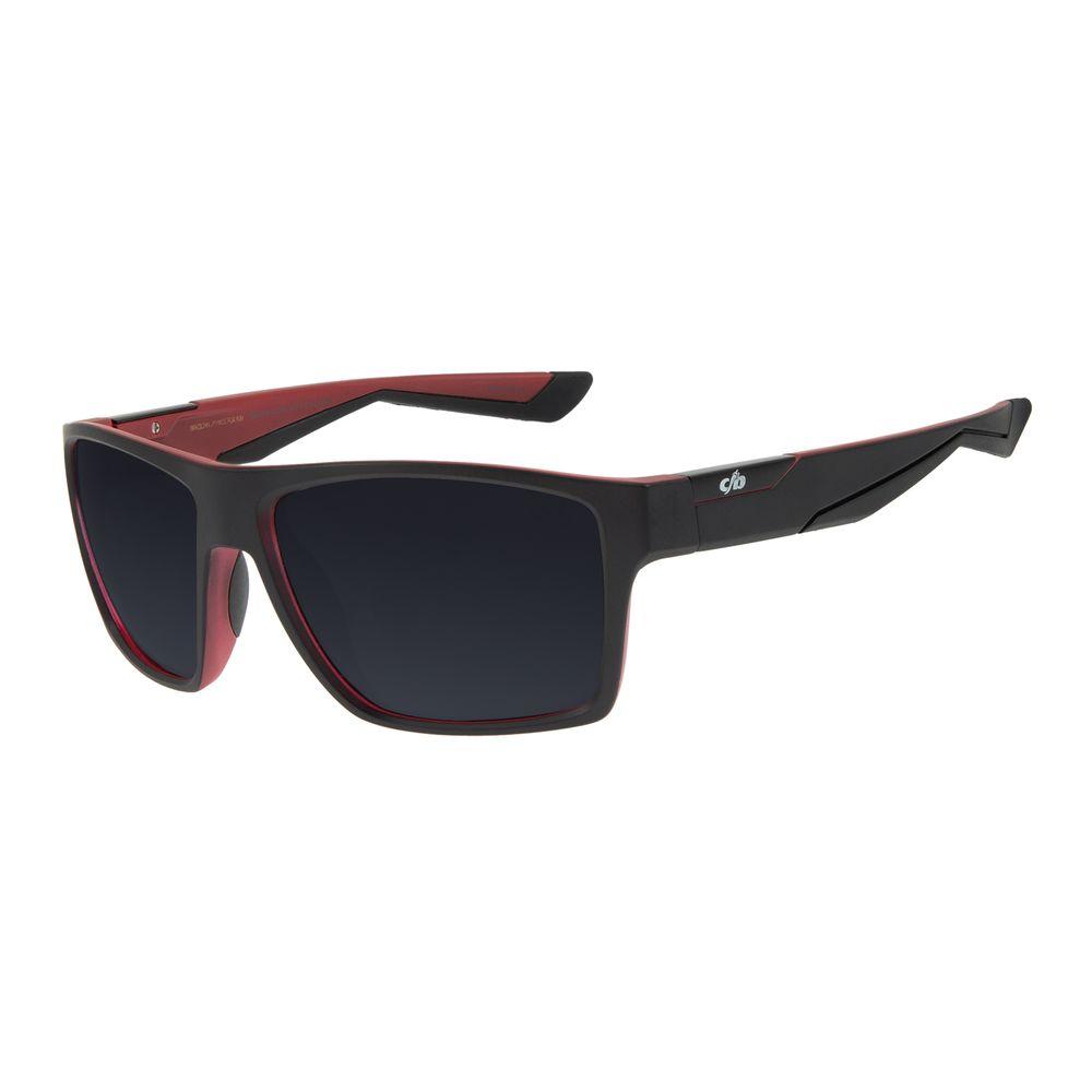 Óculos de Sol Masculino Chilli Beans Esportivo Preto Dual Colors OC.ES.1217-0501