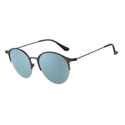 Óculos de Sol Feminino Chilli Beans Redondo Metal Flash OC.MT.2824-0001