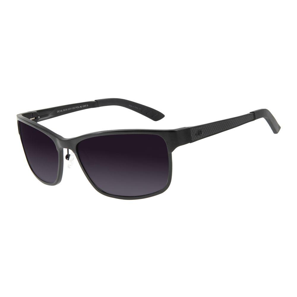 Óculos de Sol Masculino Chilli Beans Esportivo Degradê Polarizado OC.AL.0238-2001