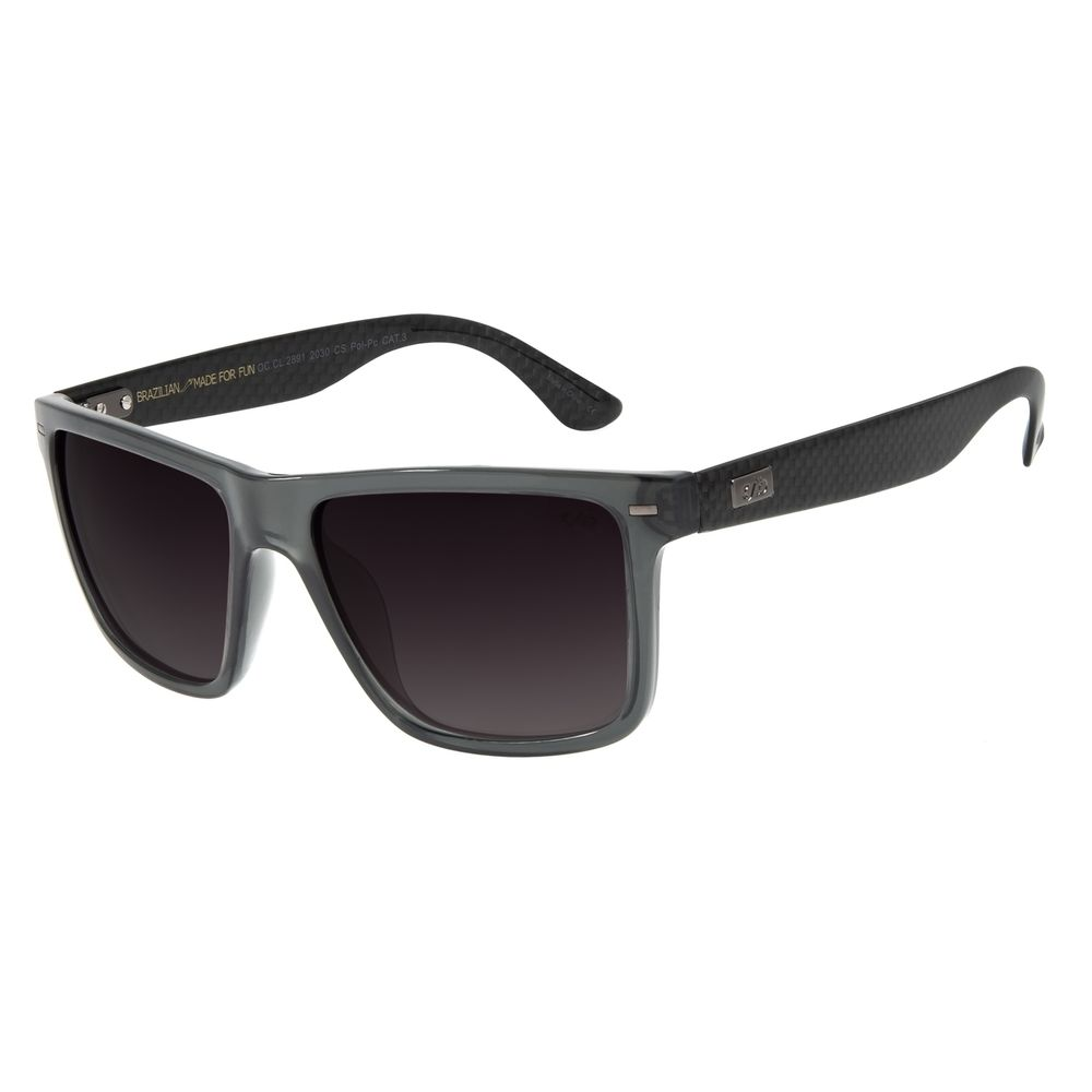 Óculos de Sol Masculino Chilli Beans Bossa Nova Brilho OC.CL.2891-2030