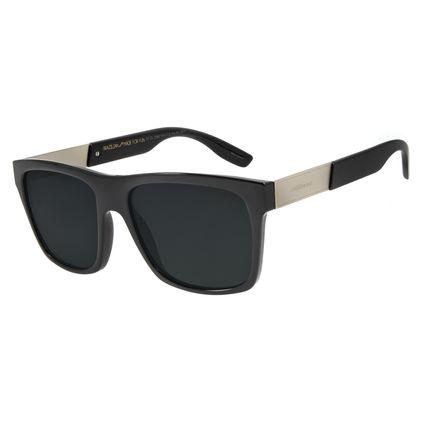 Óculos de Sol Masculino Chilli Beans Bossa Nova Preto Polarizado OC.CL.2946-0101