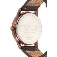 Relógio Analógico Feminino Água de Coco Since 1985 Marrom Escuro RE.CR.0430-0247.6