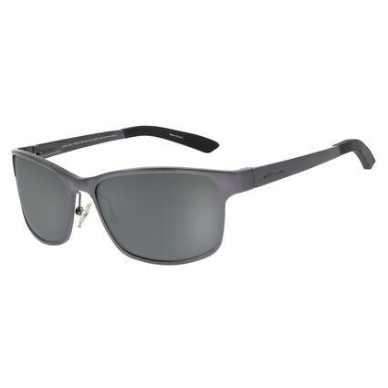 Óculos de Sol Masculino Chilli Beans Esportivo Ônix Polarizado OC.AL.0237-0122