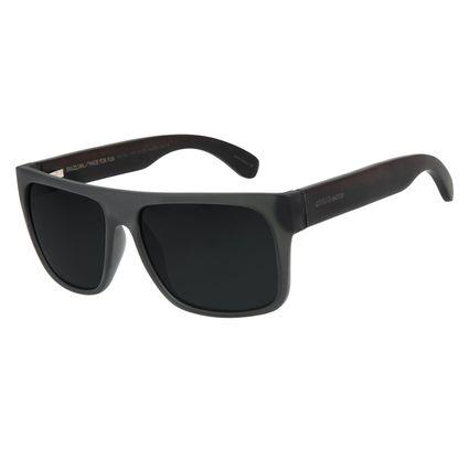 Óculos De Sol Masculino Chilli Beans Quadrado Escuro OC.CL.1747-0138