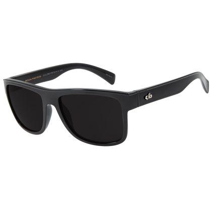 Óculos de Sol Masculino Chilli Beans Bossa Nova Classic Preto OC.CL.2999-0130