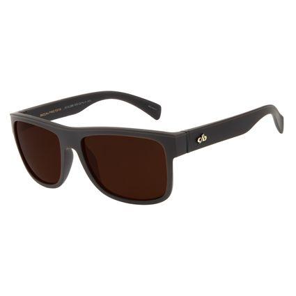 Óculos de Sol Masculino Chilli Beans Bossa Nova Classic Marrom OC.CL.2999-0202