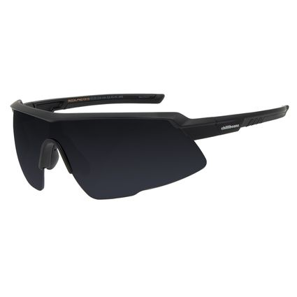 Óculos de Sol Masculino Chilli Beans Sports Flutuante Preto OC.ES.1214-0101