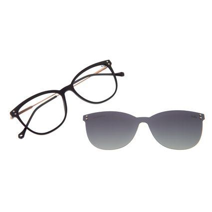 Armação Para Óculos de Grau Multi Feminino Chilli Beans Roxo Polarizado .MU.0330-2014
