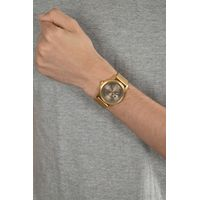 Relógio Analógico Masculino Chilli Beans Vintage Multi Moviment Dourado RE.MT.0970-0221.4