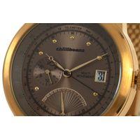 Relógio Analógico Masculino Chilli Beans Vintage Multi Moviment Dourado RE.MT.0970-0221.5