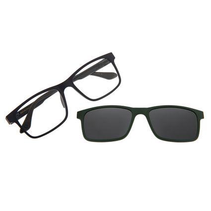 Armação Para Óculos De Grau Masculino Chilli Beans Multi Polarizado Azul LV.MU.0213-0408