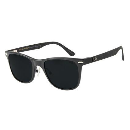 Óculos de Sol Masculino Chilli Beans Esporte Polarizado Preto OC.AL.0239-0101