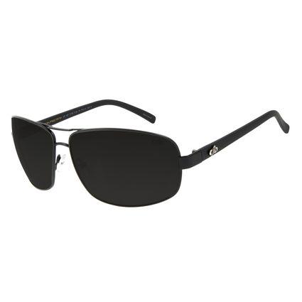 Óculos de Sol Masculino Chilli Beans Executivo Escuro Polarizado OC.MT.2799-0138