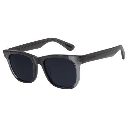 Óculos de Sol Unissex Lollapalooza Bossa Nova Preto OC.CL.2987-0101
