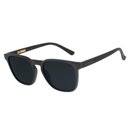 Óculos de Sol Masculino Lollapalooza Lisztomania Bossa Nova Preto OC.CL.2988-0101