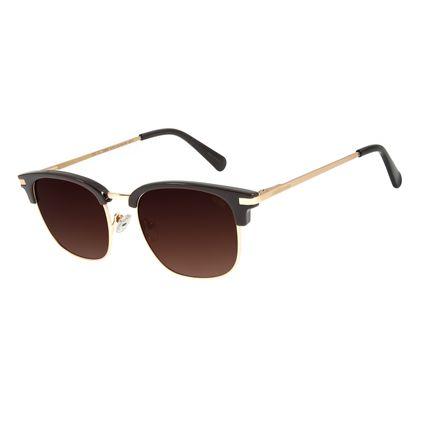Óculos de Sol Unissex Lollapalooza Jazzy Jazz Marrom OC.CL.2989-5702
