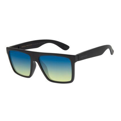 Óculos de Sol Masculino Lollapalooza Lisztomania 2 Em 1 Degradê OC.CL.3014-2001