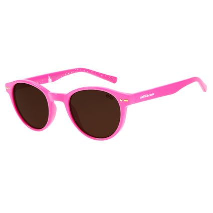 Óculos De Sol Infantil Disney Princesa Cinderela Rosa OC.KD.0642-0213