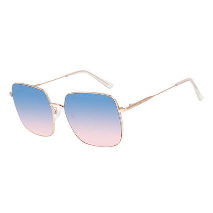 Óculos de Sol Feminino Lollapalooza Maxi Macth Rosê OC.MT.2819-2095