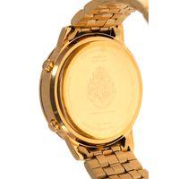 Relógio Digital Masculino Harry Potter Pomo de Ouro Dourado RE.MT.0950.0121.5
