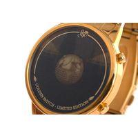 Relógio Digital Masculino Harry Potter Pomo de Ouro Dourado RE.MT.0950.0121.7